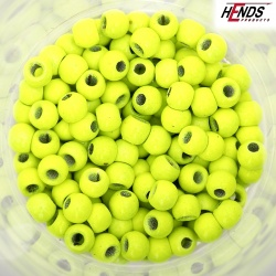 BEAD HEAD - CHARTREUSE /3,3 - 3,8mm/