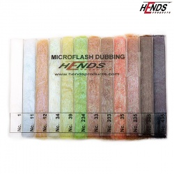 MICROFLASH DUBBING - 12 COLOURS - DARK