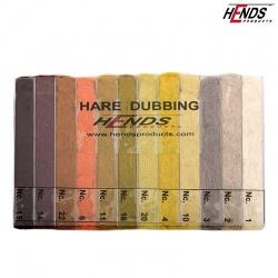 HARE DUBBING BOX - 12 BAREV