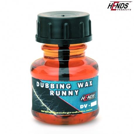 DUBBING WAX RUNNY - LT. BROWN