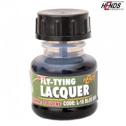 FLY TYING LACQUER - BLUE DUN