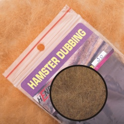 HAMSTER DUBBING - brown