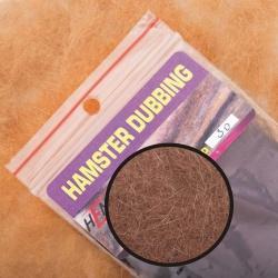 HAMSTER DUBBING - béžová tmavá