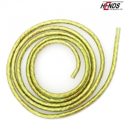 MYLAR TUBING - OLIVE PEARLESCENT