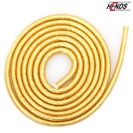 MYLAR TUBING - GOLD