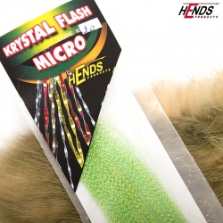 KRYSTAL FLASH MICRO - GREEN