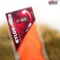NYLON HAIR - FLUO ORANGE
