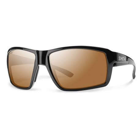 Colson Techlite - Black / Polarchromic Copper Mirror