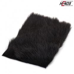 HAMSTER PELT - black