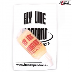 FLY LINE FLOATANT - LT. YELLOW