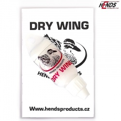 DRY WING - POWDER DESICCANT FOR DRYING FLIES