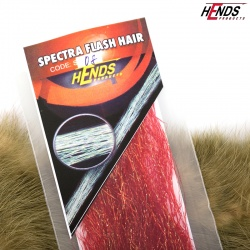 SPECTRA FLASH HAIR - RED