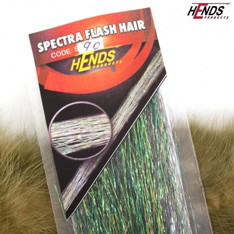 SPECTRA FLASH HAIR - PEACOCK
