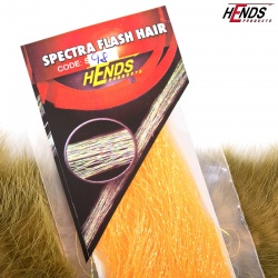 SPECTRA FLASH HAIR - ORANGE FLUO LIGHT