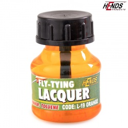 FLY TYING LACQUER - ORANGE
