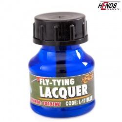 FLY TYING LACQUER - MODRÁ