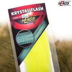 KRYSTAL FLASH - UV ICE EFFECT - UV FLUO YELLOW