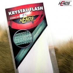 KRYSTAL FLASH - KF01 - BÍLÁ PERLEA¤OVÁ