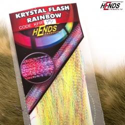 KRYSTAL FLASH RAINBOW - YELLOW FLUO