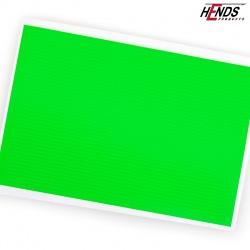 CHEEK - GREEN FLUO