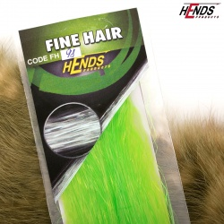 FINE HAIR - CHARTREUSE FLUO