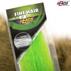 FINE HAIR - CHARTREUSE SIGNÁLNÍ