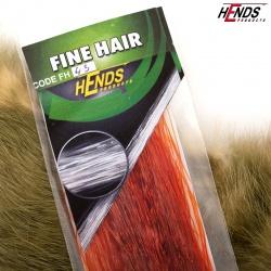 FINE HAIR - REZAVÁ