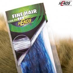 FINE HAIR - BLUE