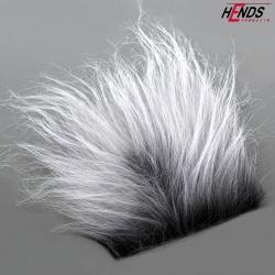 FURABOU HAIR - GREY - BLACK