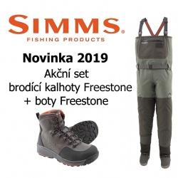 Freestone set (kalhoty Freestone + boty Freestone)