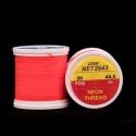 NEON THREAD - Fluo červená