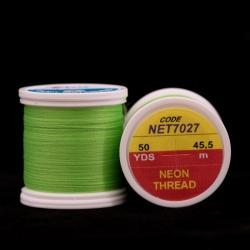 NEON THREAD - Fluo Orange Lt.