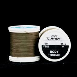 BODY THREADS - TLN-1021 - ČOKOLÁDOVÁ
