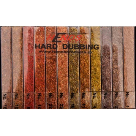HARD DUBBING March Brown