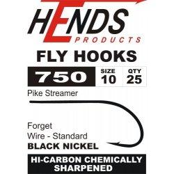 HENDS 750BN - Black nikl