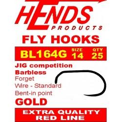 HENDS Competition jig BL 164 - bez zp. hrotu