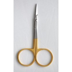 FINE SERRATED SCISSORS