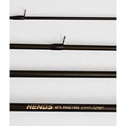 GPX 9004/1024 - čtyřdílný prut s prodloužením