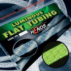 LUMINOUS FLAT TUBING - OLIVE