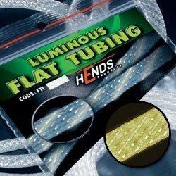 LUMINOUS FLAT TUBING - ŽLUTÁ FLUO