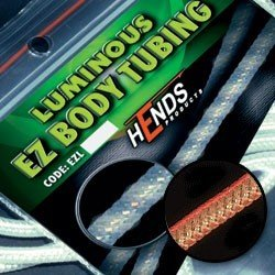 LUMINOUS EZ BODY TUBING - ORANGE FLUO