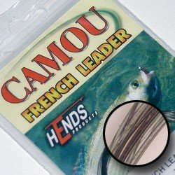 CAMOU FRENCH LEADER 350 cm - CAMOUFLAGE TMAVÝ