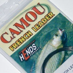 CAMOU FRENCH LEADER 900 cm - CAMOUFLAGE TMAVÝ
