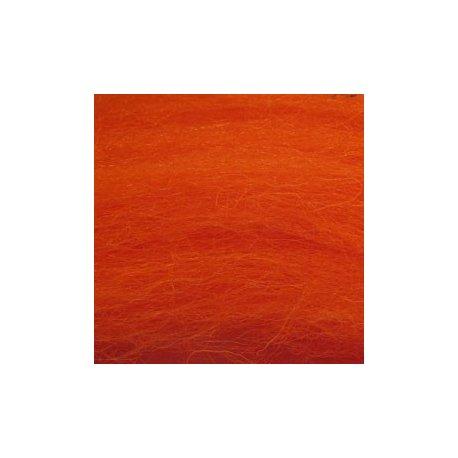 LAMA HAIR - ORANGE FLUO