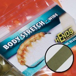 BODY STRETCH WIDE - GREEN OLIVE
