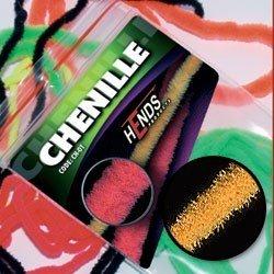 CHENILLE - ORANGE FLUO
