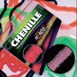CHENILLE - PURPLE
