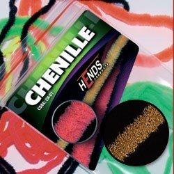 CHENILLE - HNĚDÁ