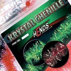 KRYSTAL CHENILLE - CLARET