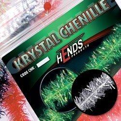 KRYSTAL CHENILLE - GREY